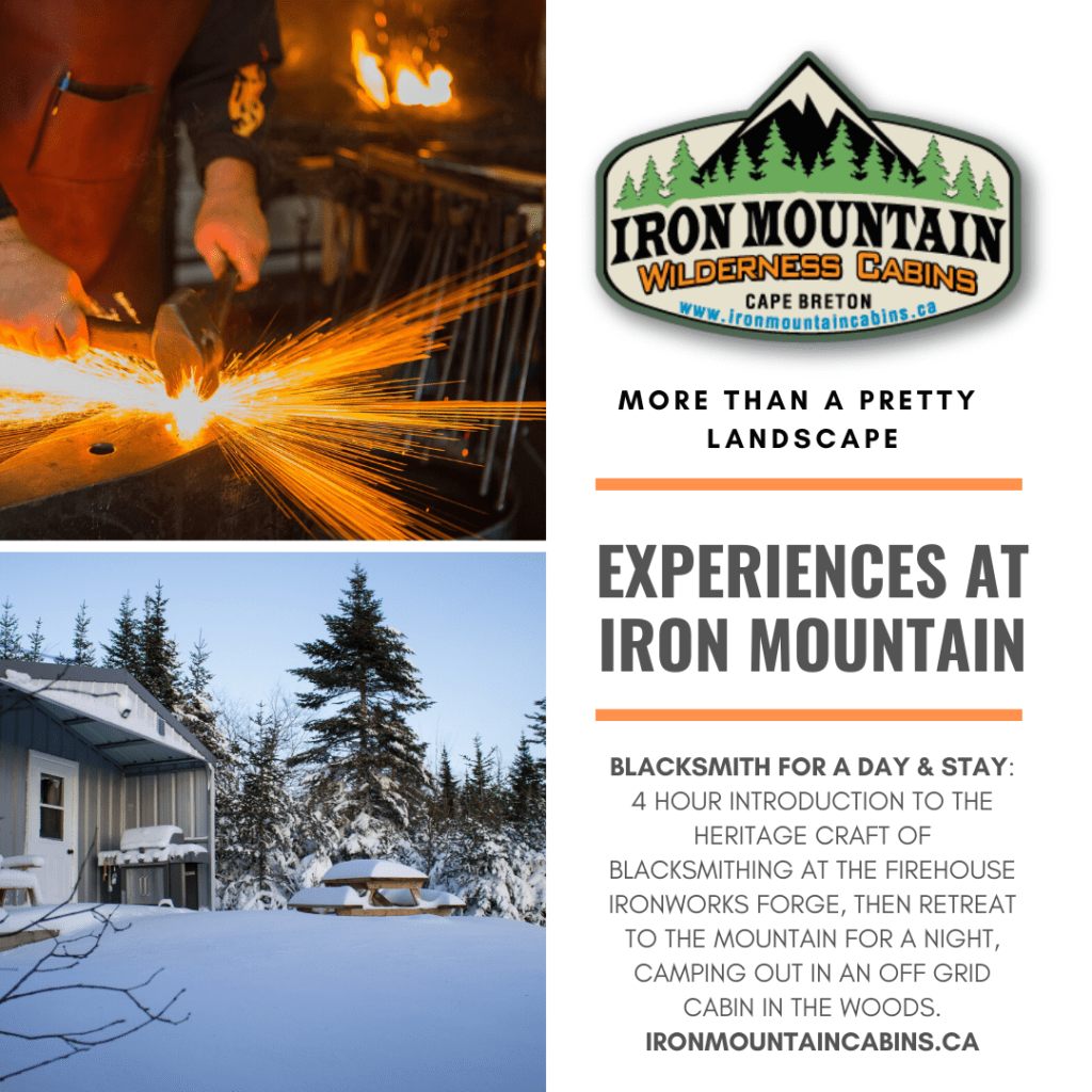Copy of Experiences at iron mountain