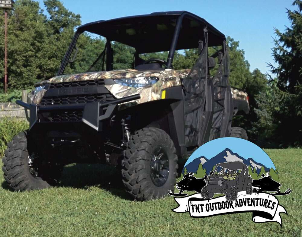 Off-Road, Off-Grid 4 Day Tour