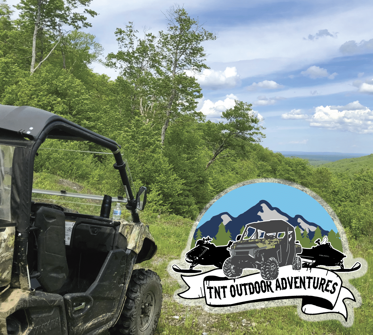 The Great Trail Day Tripper UTV Tour Package